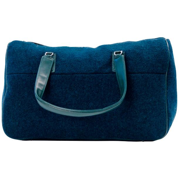Celine Royal Blue Tote Handbag thumb #4