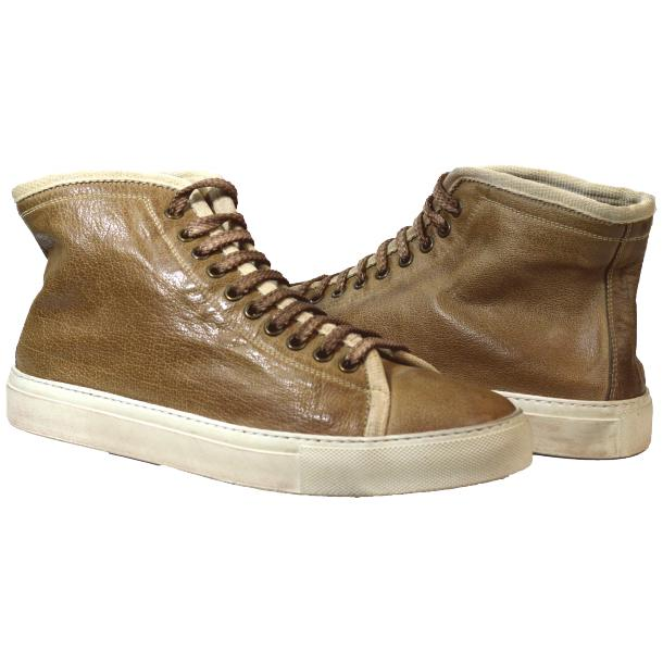 Kent Dip Dyed Rope High Top Sneaker  full-size #1