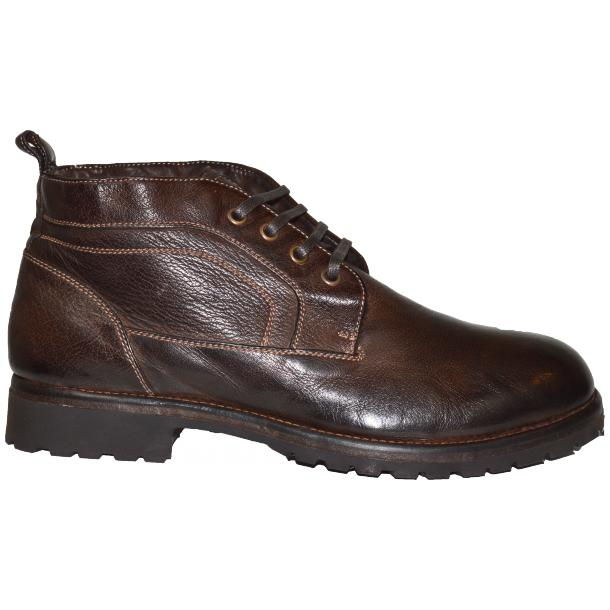 Zedd Brown Chukka Boots thumb #3