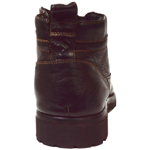 Zedd Brown Chukka Boots thumb #4