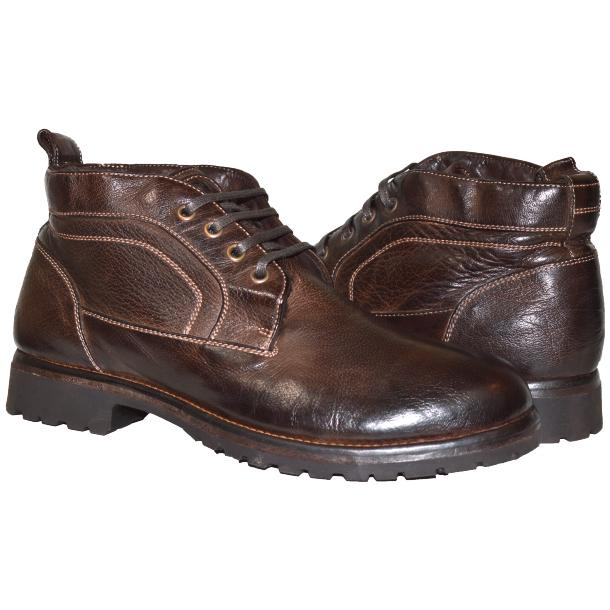 Zedd Brown Chukka Boots thumb #1